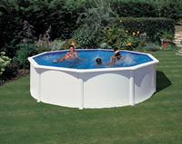 Bazén GRE Fidji 4,6 x 1,2 m set + piesková filtrácia