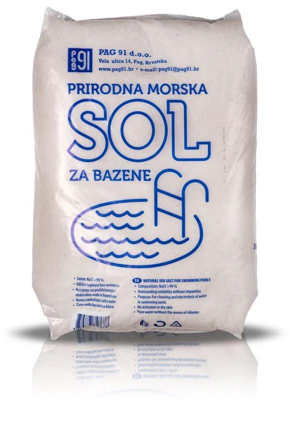 Morská soľ 25kg